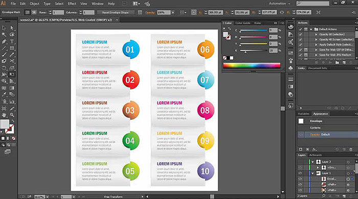 Make-Brochure-in-Adobe-illustrator-700x389 Sketch vs Illustrator, which one is a must buy for a designer?
