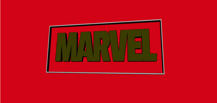 Marvel Impressive CSS logo examples you should check out