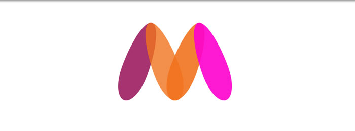 Myntra Impressive CSS logo examples you should check out