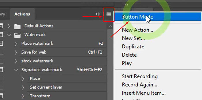 button-mode-700x349 How to Use Photoshop Actions and Save A Ton of Time While Designing