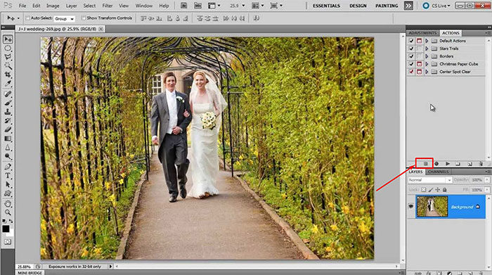 recording-700x391 How to Use Photoshop Actions and Save A Ton of Time While Designing