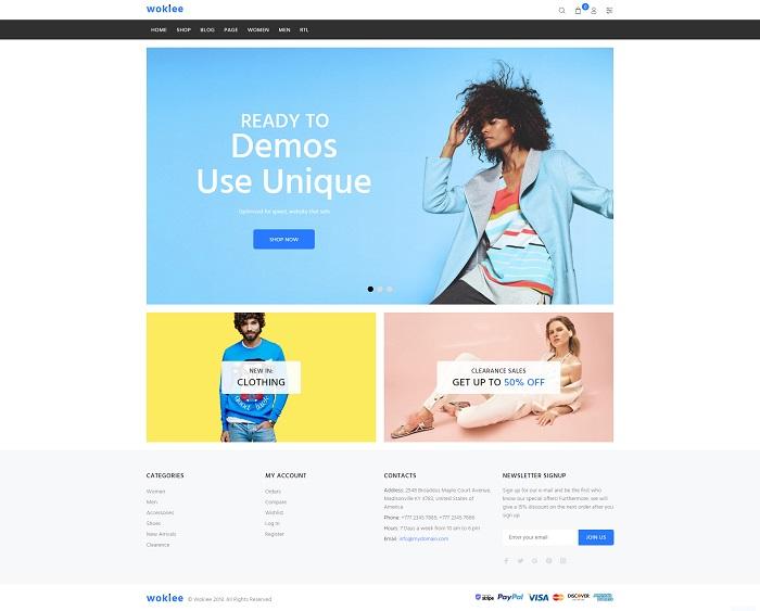s1-112 Thèmes Shopify gratuits et premium pour commencer à utiliser