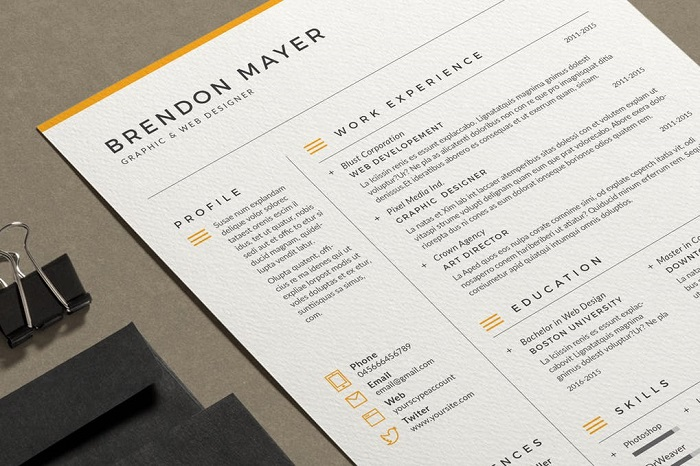 s1-386 InDesign resume template examples that look absolutely great