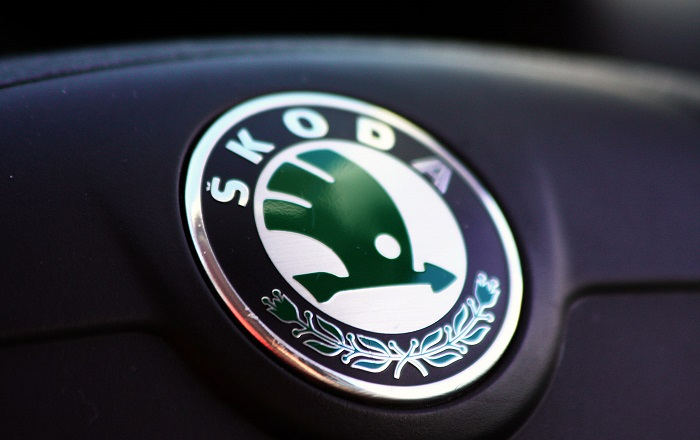 s1-71 The Skoda logo and how it changed over the years