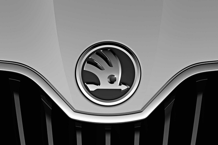 s1-82 The Skoda logo and how it changed over the years
