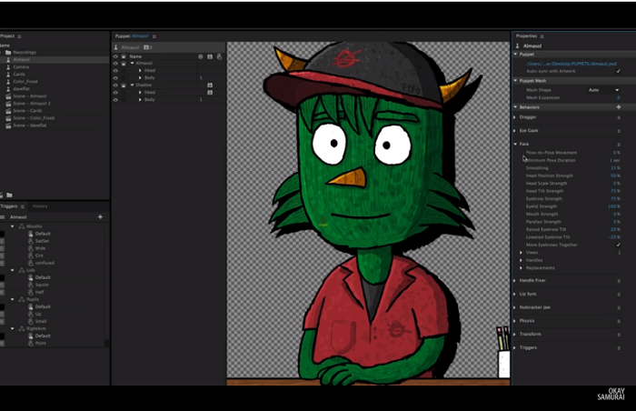 s1-84 Check out these Adobe Character Animator tutorial examples