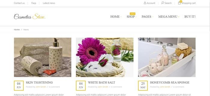 s2-10 Thèmes Shopify gratuits et premium pour commencer à utiliser