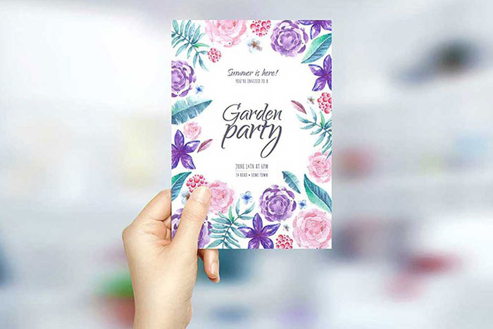 Greeting-Card-on-a-Red-Envelope Top greeting card mockup templates and designs to pick from