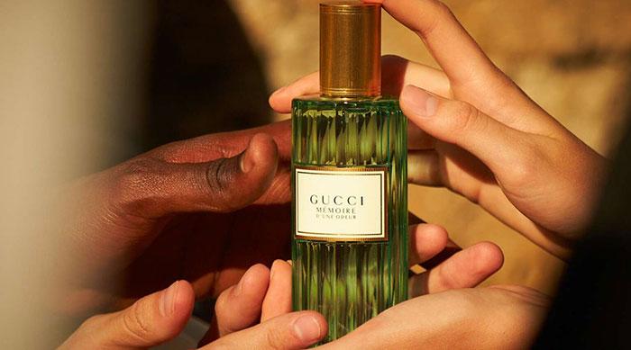 Gucci-Mémoire1 The sometimes strange but impressive Gucci ads (Check them out)