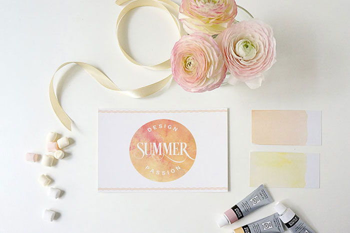 Summer-Design-Greeting-card-Mockup Top greeting card mockup templates and designs to pick from