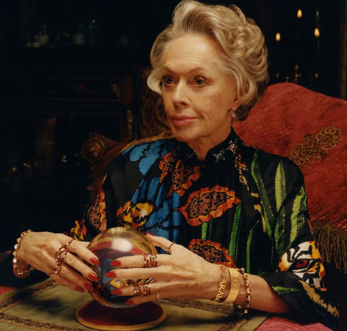 Tippi-Hedren-for-Gucci-jewellery-and-timepieces-700x667 The sometimes strange but impressive Gucci ads (Check them out)