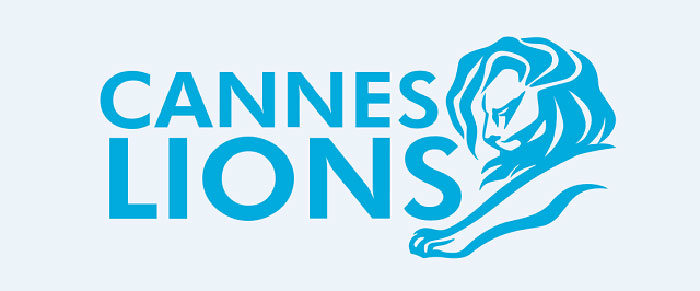 cannes-700x291 Lion logo designs for branding inspiration (Famous Examples)
