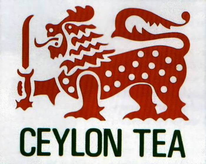 ceylon-tea-700x556 Lion logo designs for branding inspiration (Famous Examples)