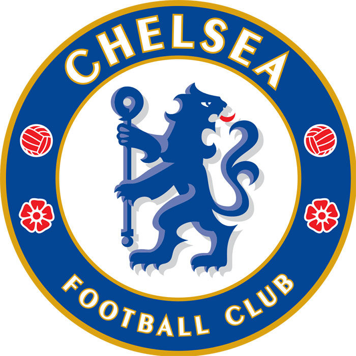 chelsea-700x700 Lion logo designs for branding inspiration (Famous Examples)