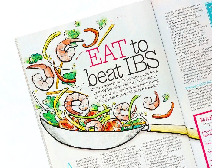 foodeditorialillustration-700x556 Editorial illustration - Tips and great examples of how you should do it