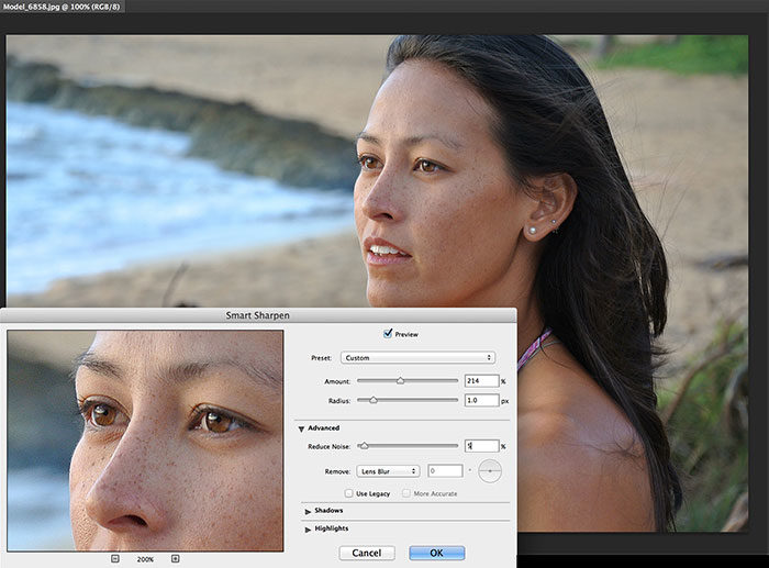 smart-sharpen-700x517 Photoshop CC vs CS6: What's the difference between the two