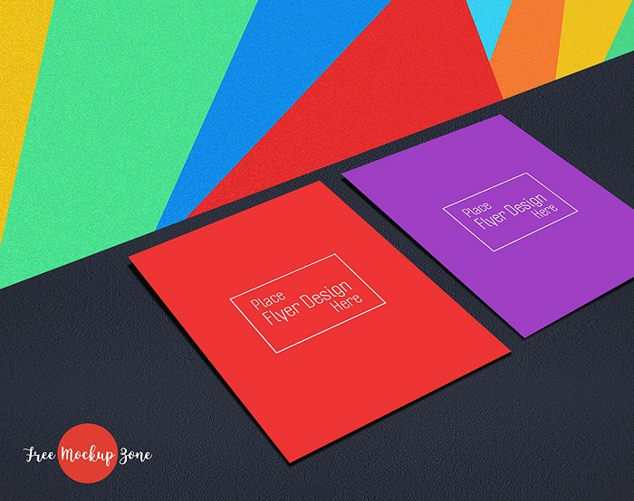 t1-10 Cool flyer mockup examples you should check out today