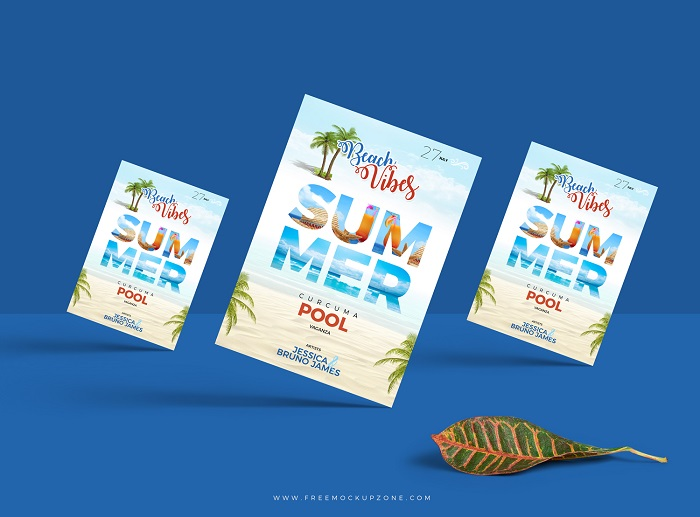 t1-11 Cool flyer mockup examples you should check out today