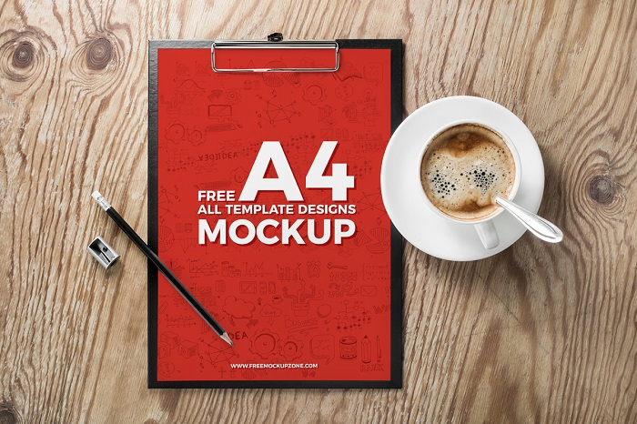 t1-3 Cool flyer mockup examples you should check out today