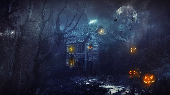 Halloween wallpaper examples: Scary cool desktop backgrounds