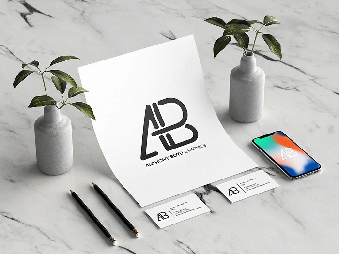 t2-1-1 The best letterhead mockup examples you will find online