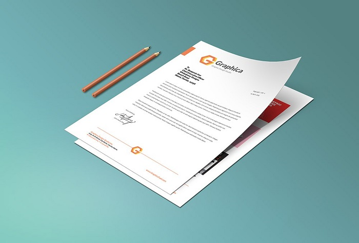 t2-28 The best letterhead mockup examples you will find online