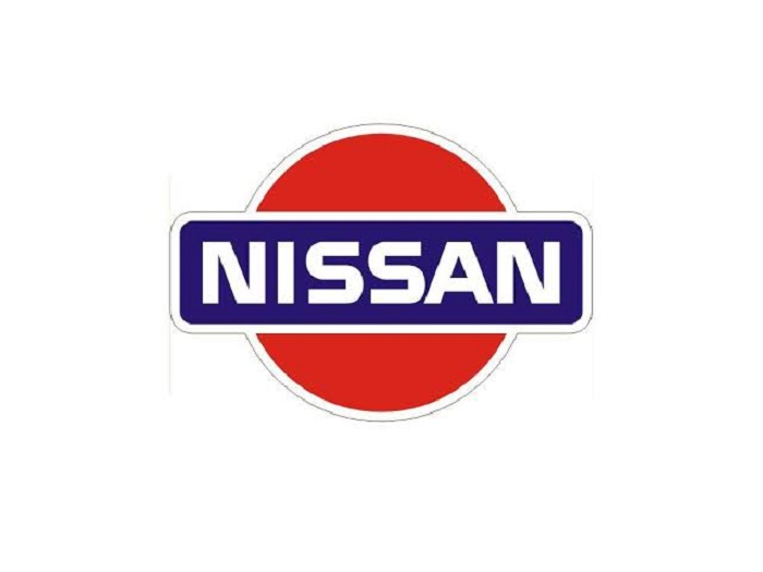 t3-39 The Nissan logo. What the symbol means and the company history