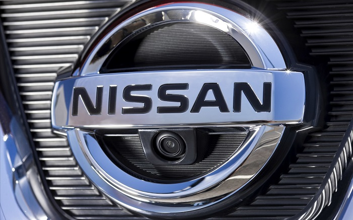 t3-40 The Nissan logo. What the symbol means and the company history