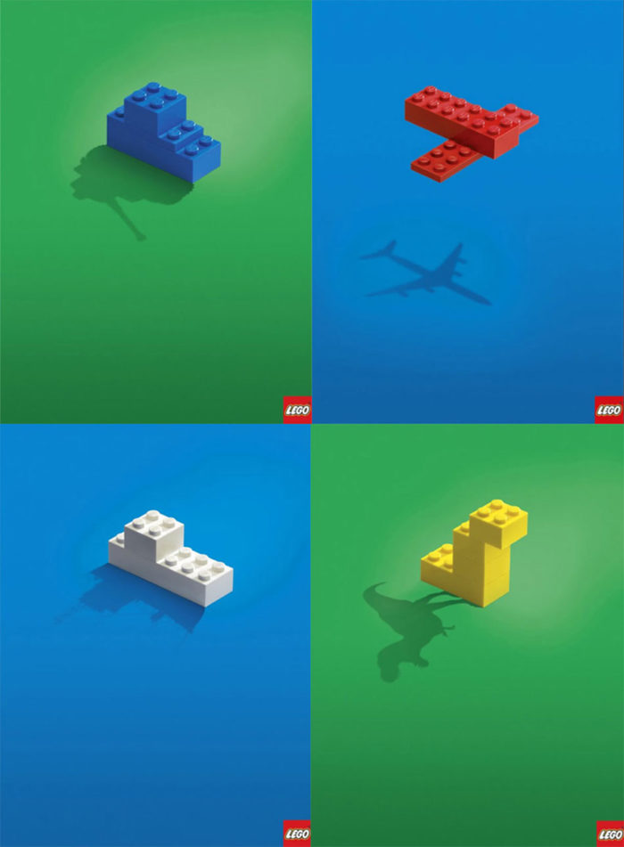 Lego-shadows-700x951 Awesome LEGO ads that wake up your inner child