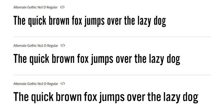 alternate-Gothic The Amazon font. What font does Amazon use (Answered)