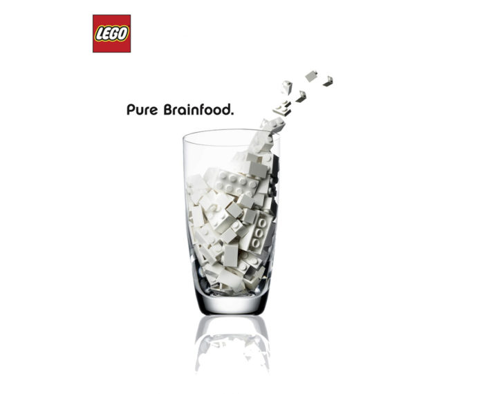 brainfood-700x570 Awesome LEGO ads that wake up your inner child