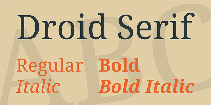 droid-font Lato font pairing and combinations to use in your work