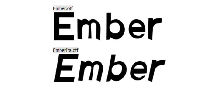 ember The Amazon font. What font does Amazon use (Answered)