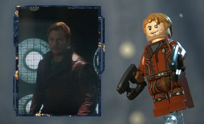 guardians Awesome LEGO ads that wake up your inner child