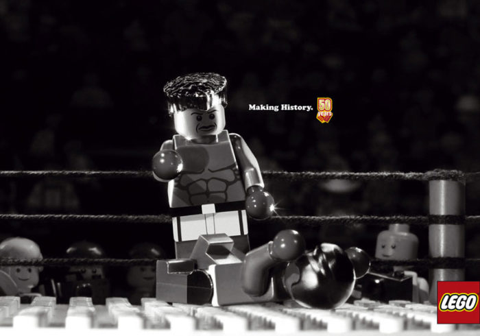 history-700x490 Awesome LEGO ads that wake up your inner child