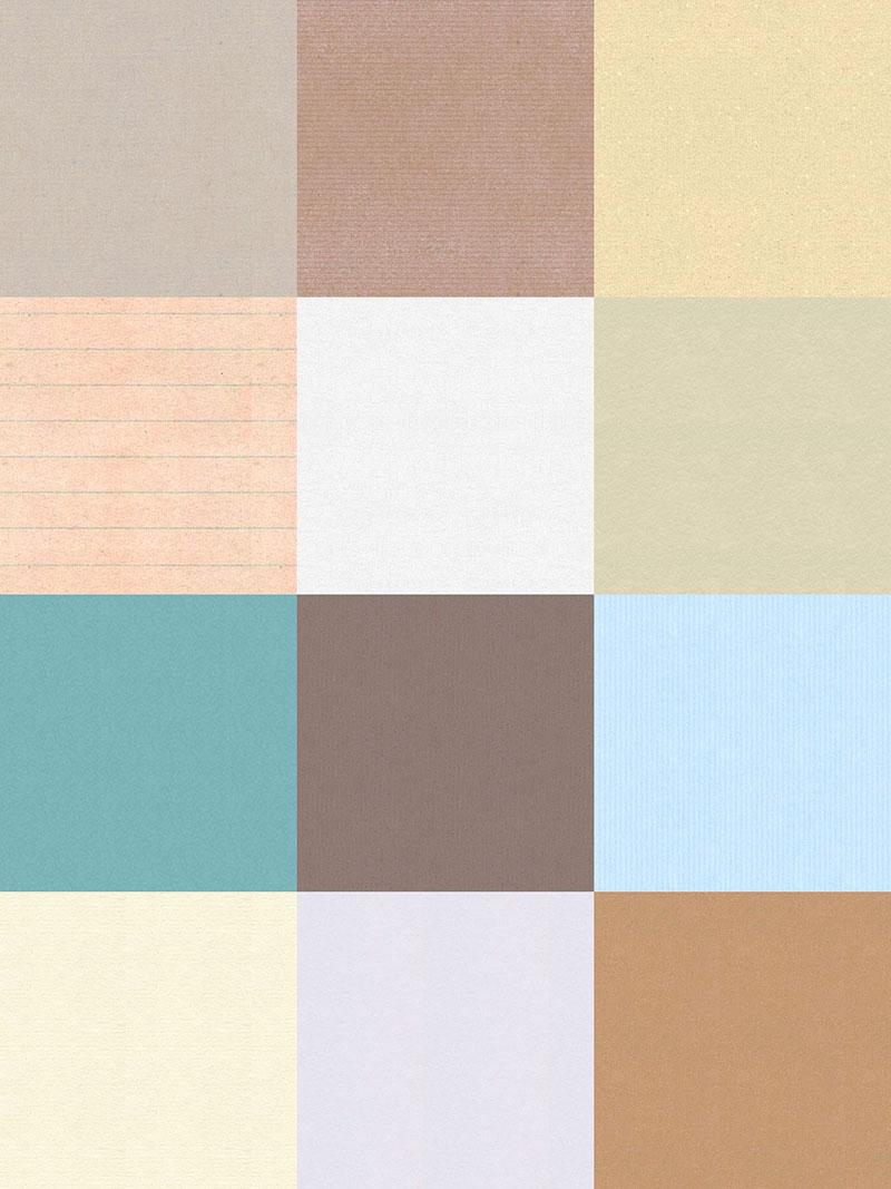 12-Free-Seamless-Paper-Patterns Téléchargez ces magnifiques textures de fond dès maintenant