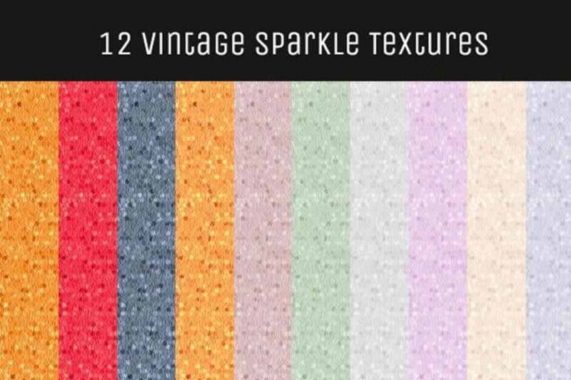 12-Free-Vintage-Sparkle-Textures Téléchargez ces magnifiques textures de fond dès maintenant