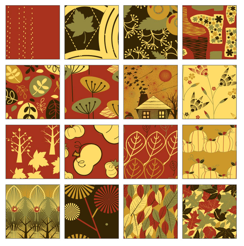 16-Beautiful-Backgrounds-for-Fall-Holidays Fall background images to use in your projects