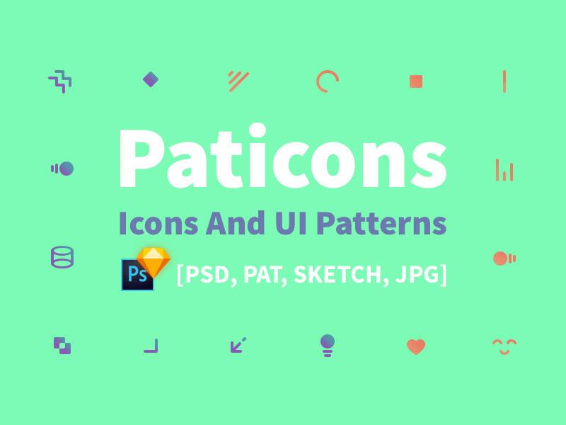 8 motifs colorés et vibrants Téléchargez ces motifs Photoshop gratuits à utiliser dans votre travail