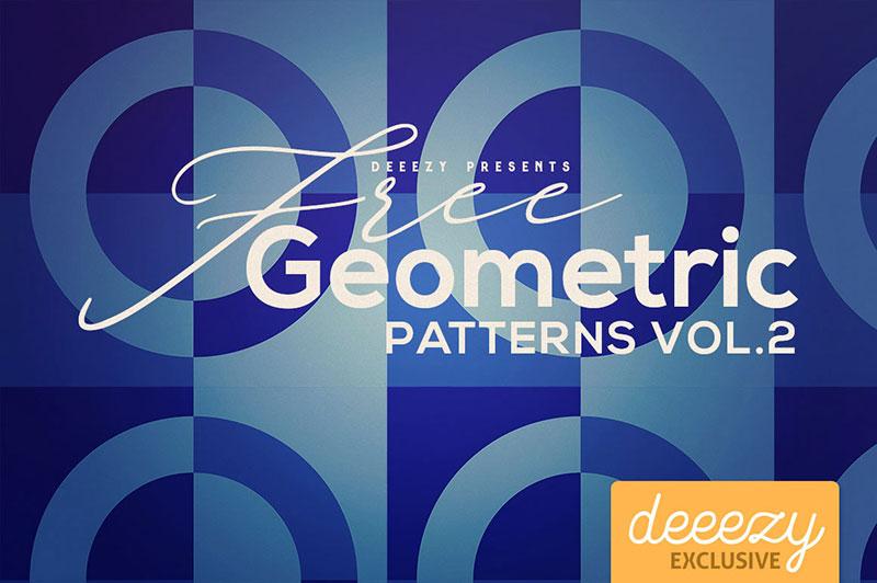 8-Free-Geometric-Patterns-2 Téléchargez ces motifs Photoshop gratuits à utiliser dans votre travail