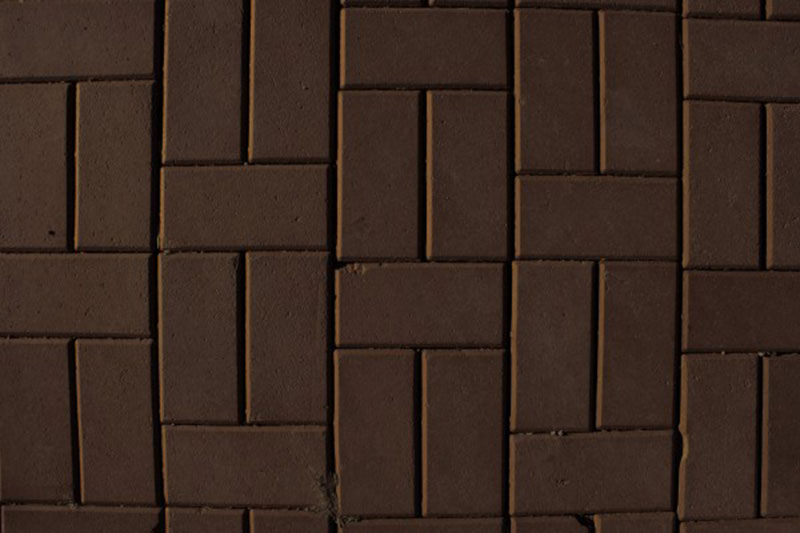 Brown-Brick-Pavers-Sidewalk-Texture-A-Modern-Design Download a free brick wall background image now