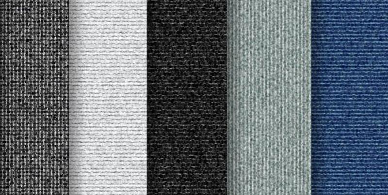Free-Seamless-TV-Noise-Patterns Téléchargez ces modèles Photoshop gratuits à utiliser dans votre travail