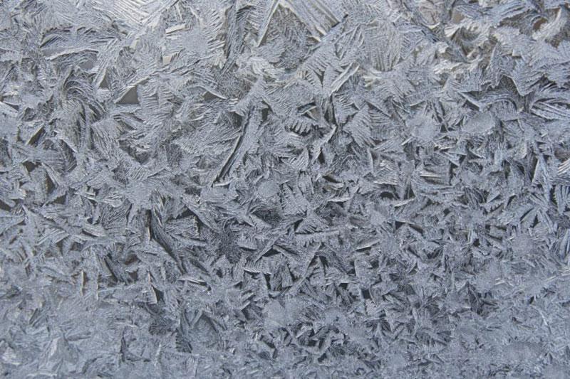 Frost-Crystals-on-Glass-Texture-Extreme-températures Téléchargez ces belles textures de fond dès maintenant