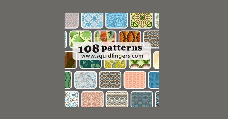 Pack-of-108-patterns-Many-options Téléchargez ces modèles Photoshop gratuits à utiliser dans votre travail