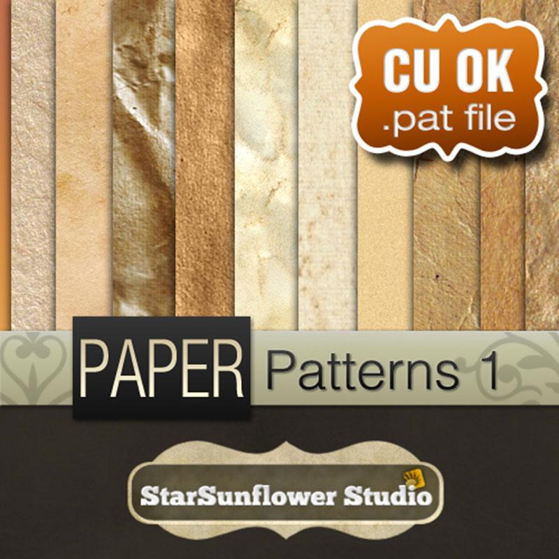Photoshop-Grunge-Paper-Patterns Téléchargez ces modèles Photoshop gratuits à utiliser dans votre travail