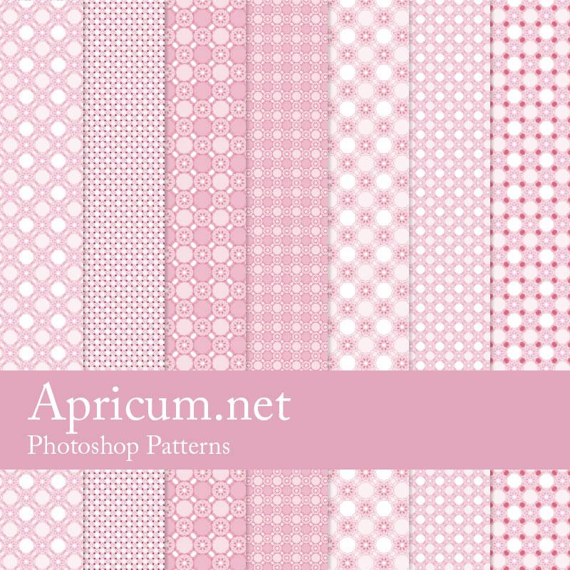 Pink-Photoshop-Patterns-Fashion-style Téléchargez ces modèles Photoshop gratuits à utiliser dans votre travail