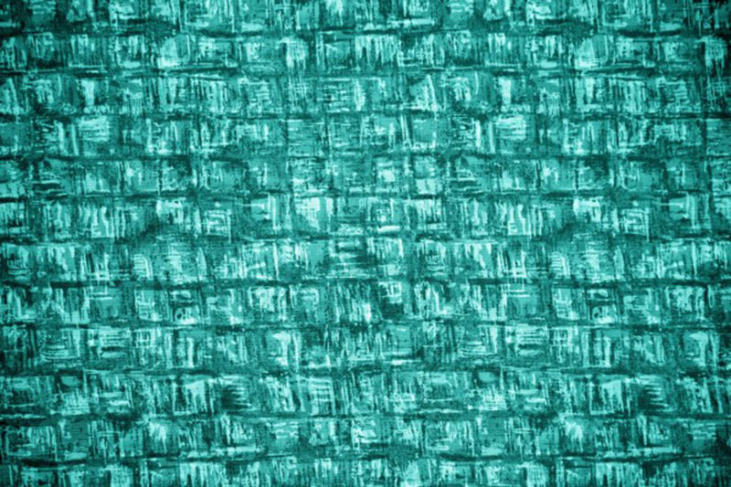 Turquoise-Abstract-Squares-Fabric-Texture Abstract background images and textures to download