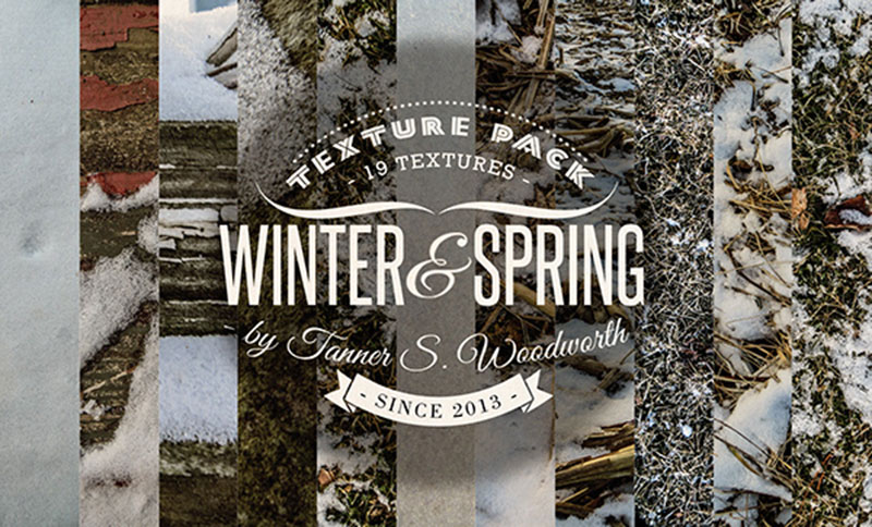 19-FREE-textures-of-snow-and-grass-For-all-the-tastes A great deal of spring background images to download
