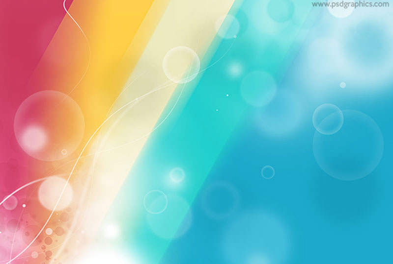 Colorful-spring-background-A-mystical-rainbow A great deal of spring background images to download