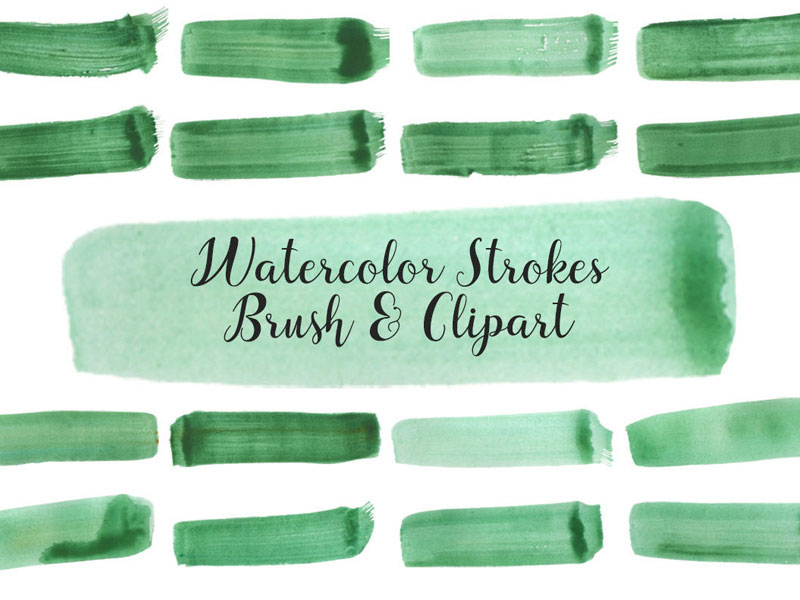 Free-Watercolor-Strokes-PNG-and-Brushes-Additional-details The best Photoshop watercolor brushes you can get online
